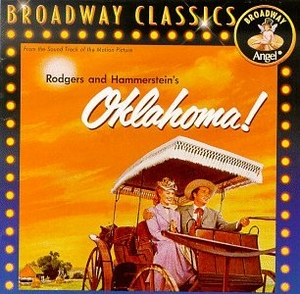 Oklahoma! (From The Soundtrack Of The Motion Picture) album cover