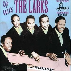 Up With The Larks:The Uptempo Apollo Recordings 1951-1955 album cover