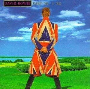 Earthling album cover