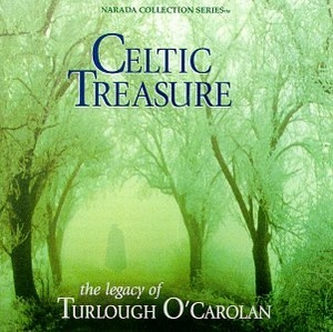 Celtic Treasure: The Legacy Of Turlough O'Carolan album cover