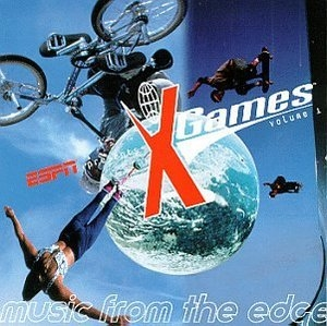 ESPN Presents X Games Vol.1: Music From The Edge album cover