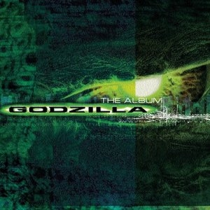 Godzilla: The Album album cover