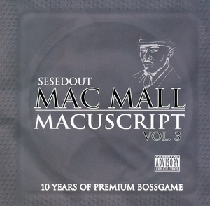 The Macuscript, Vol.3 album cover