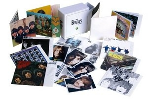 The Beatles in Mono album cover