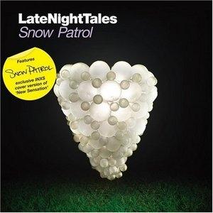 LateNightTales: Snow Patrol album cover