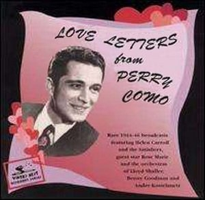 Love Letters From Perry Como album cover