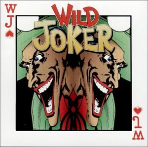 Wild Joker album cover
