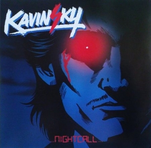Nightcall album cover