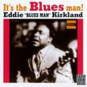 It's The Blues Man album cover