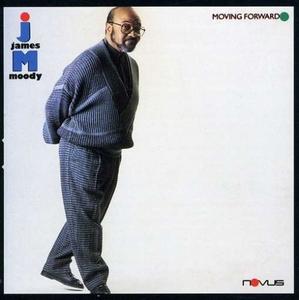 Moving Forward album cover