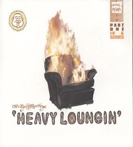 Heavy Loungin album cover