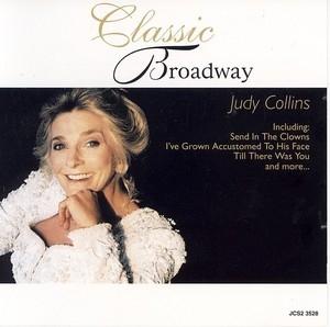 Classic Broadway album cover