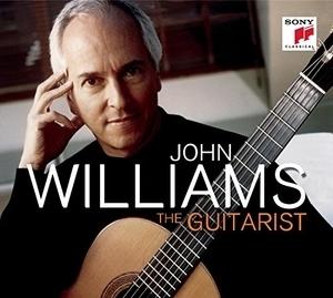 The Guitarist album cover