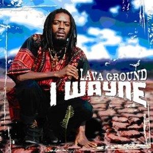 Lava Ground album cover