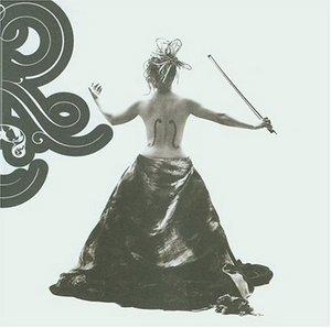 Regina Carter album cover