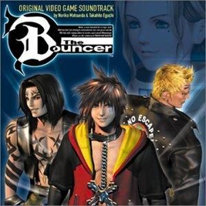 The Bouncer: Original Video Game Soundtrack album cover