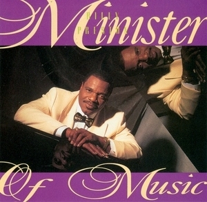 Minister Of Music album cover