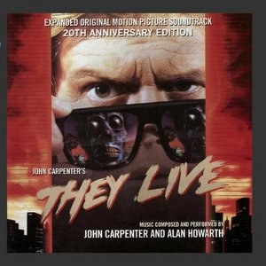 They Live (Expanded Original Motion Picture Soundtrack) album cover