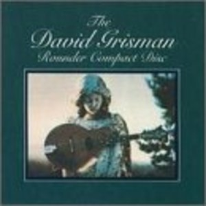 David Grisman Rounders Compact Disc album cover