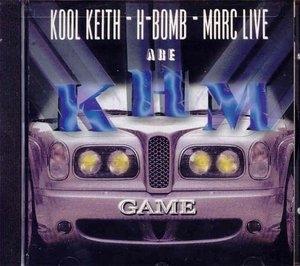 Game album cover
