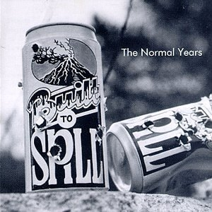The Normal Years album cover