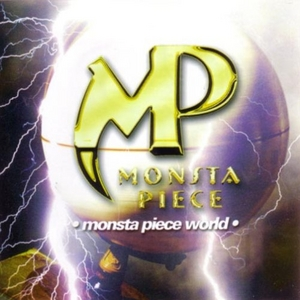 MonstaPiece World album cover