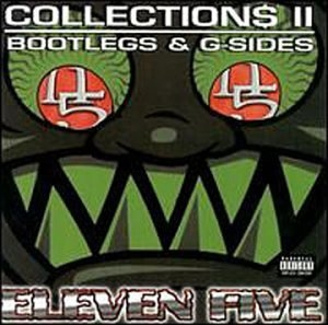 Collections: Bootlegs & G-Sides, Vol. 2 album cover