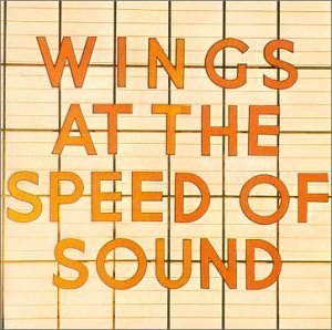 Wings At The Speed Of Sound  (Exp) album cover