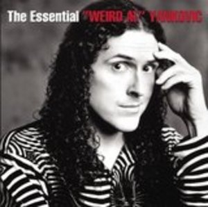 The Essential Weird Al Yankovic album cover