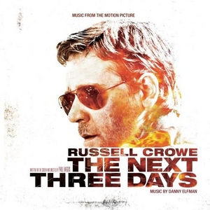 The Next Three Days (Music From The Motion Picture) album cover