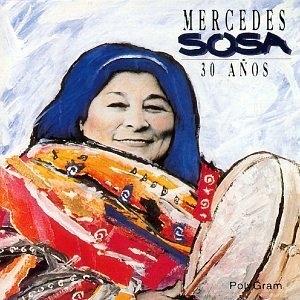30 Años album cover