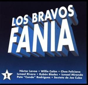 Los Bravos Fania album cover