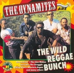 Are The Wild Reggae Bunch album cover