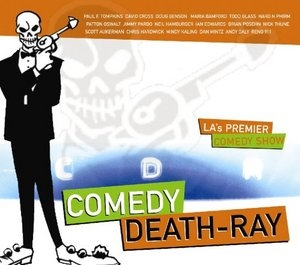 Comedy Death-Ray album cover