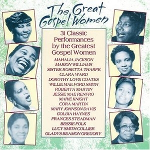 The Great Gospel Women album cover