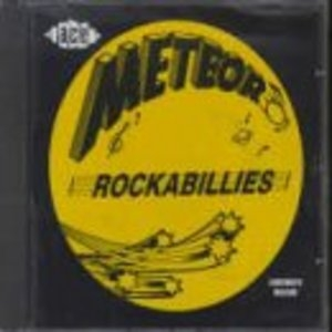 Meteor Rockabillies album cover