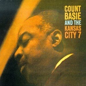 Count Basie And The Kansas City 7 album cover