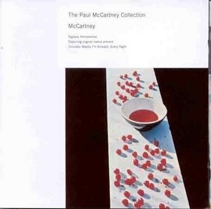 McCartney album cover