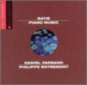 Satie: Piano Music album cover
