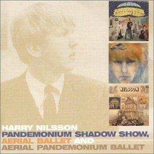Pandemonium Shadow Show~ Aerial Ballet~ Aerial Pandemonium Ballet album cover