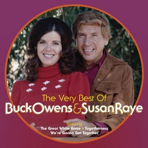 The Very Best Of Buck Owens & Susan Raye album cover