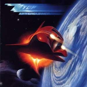 Afterburner album cover