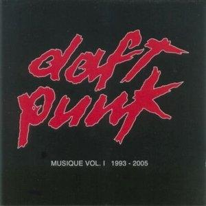 Musique, Vol. 1: 1993-2005 album cover