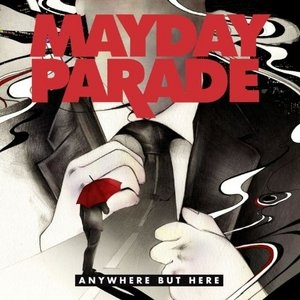 Anywhere But Here album cover