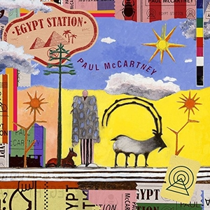 Egypt Station album cover
