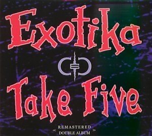 Exotica-Take Five album cover
