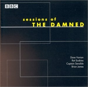 Sessions Of The Damned album cover