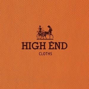 High End Cloths album cover