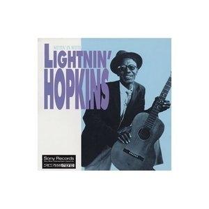 Sittin' In With Lightnin' Hopkins album cover