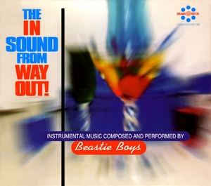 The In Sound From Way Out! album cover
